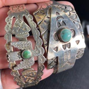Native America bracelets
